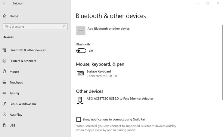 connect Network Cameras tren Windows 10