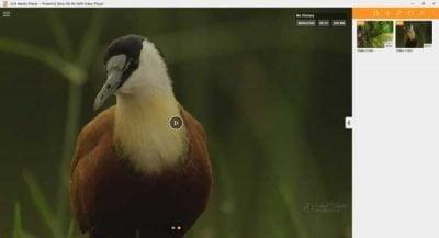 CnX Media Player xem video 4K HDR tren Windows 10 2