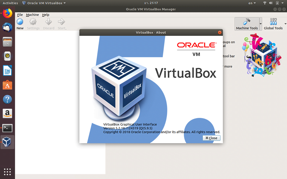 VirtualBox 6.1.0 RC1