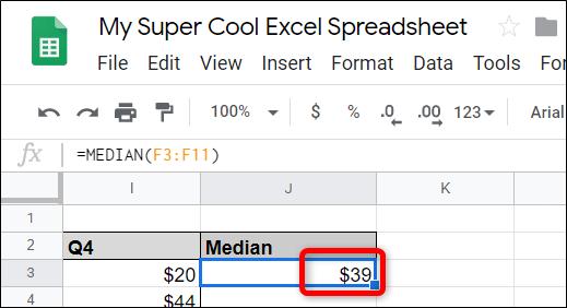 cach dung median tren google sheet 3