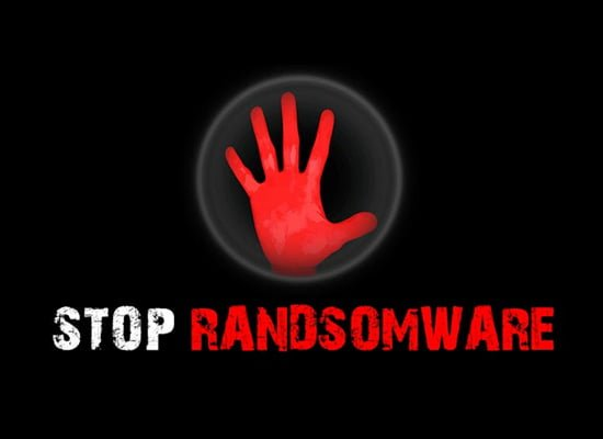 cach stop ransomware