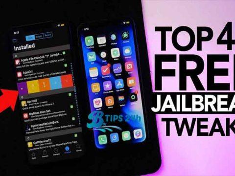 free jailbreak tweaks ios 13