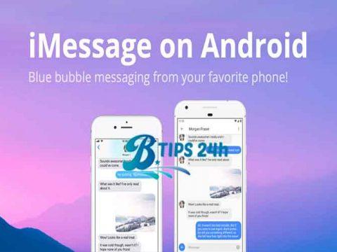 ket noi dien thoai voi pc bang your phone app 1
