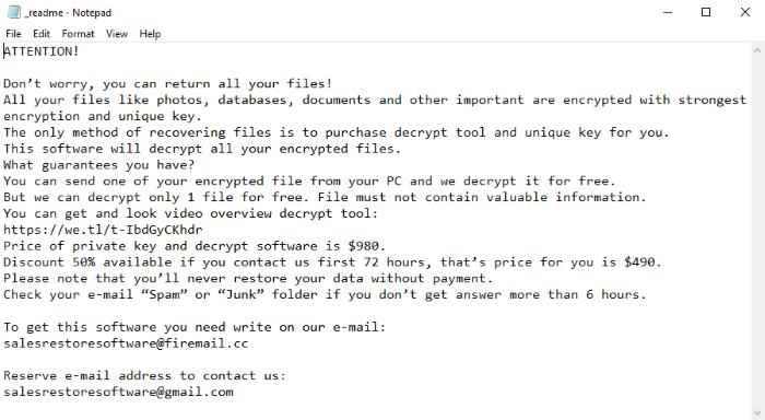 tien chuoc toec ransomware