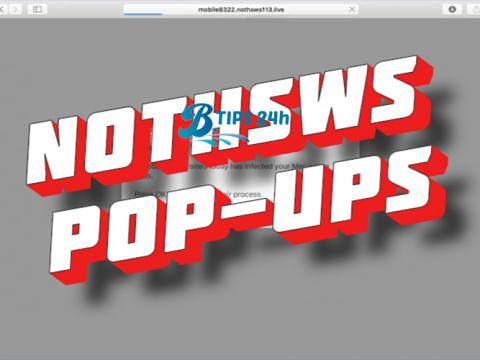xoa nothsws pop ups