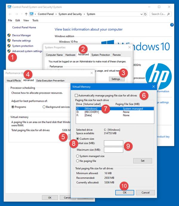 Sửa lỗi Explorer.exe trên Windows 10  2