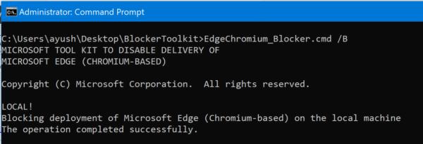 Microsoft Edge Legacy to Chromium 1 1