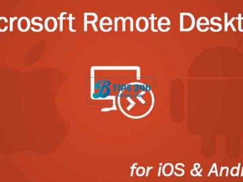 Microsoft Remote Desktop 11