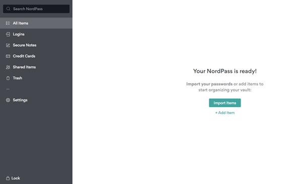 Quản lý mật khẩu với NordPass Password Manager