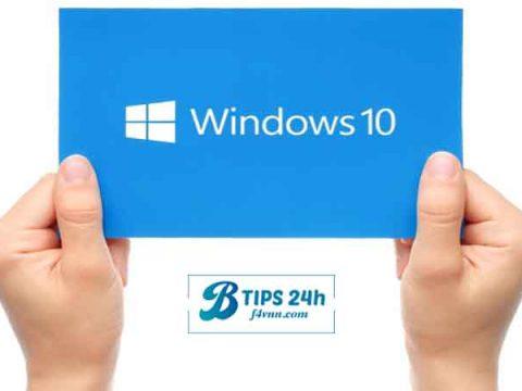 Windows 10 bi ket tren man hinh Welcome 2