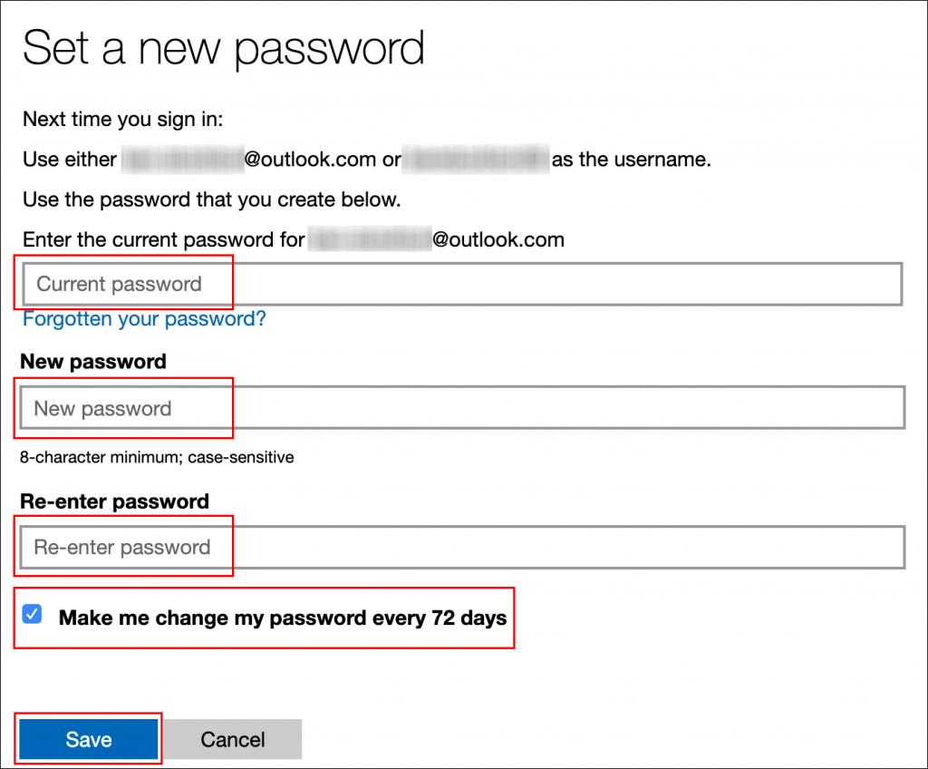 Cách đặt ngày hết hạn mật khẩu trong Windows 10 1