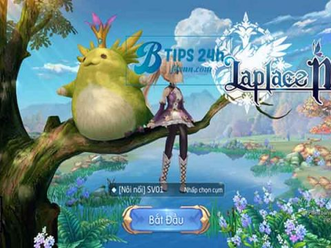 thang hang nhanh cho tan thu game Laplace M 5
