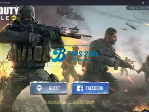 cai dat Call of Duty Mobile tren windows 10 4