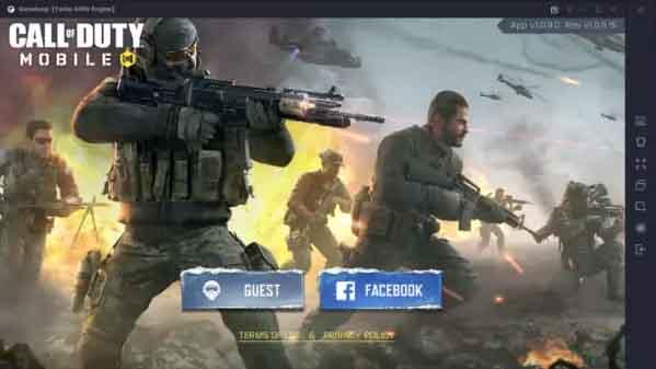Cách cài đặt Call of Duty Mobile trên Windows 10