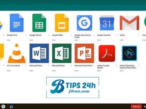 cai dat Microsoft Office cho Chromebook 3