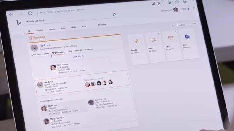 Cách chặn cài đặt Microsoft Bing Search trong Office 365