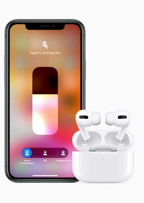 khu chan tieng on cho airpods pro 1