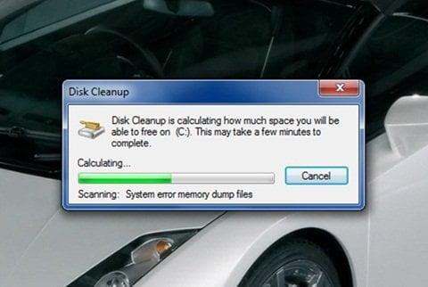 make laptop fast