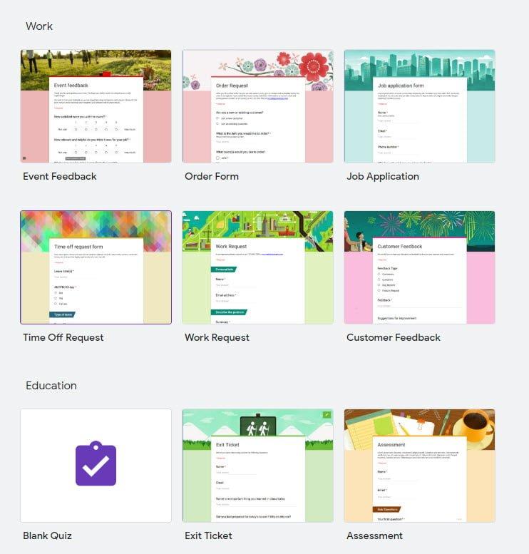 Hướng dẫn cách nhúng Google Form vào WordPress