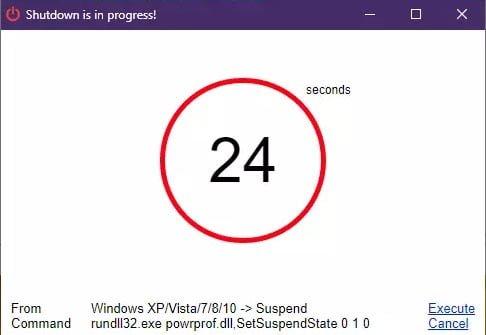 Tắt máy tính sau khi download cho Chrome và Firrefox