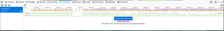Cách khởi động công cụ Firefox Performance