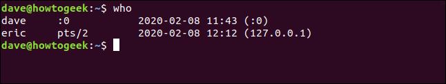 Cách xóa hết dấu vết người dùng trên Linux 1