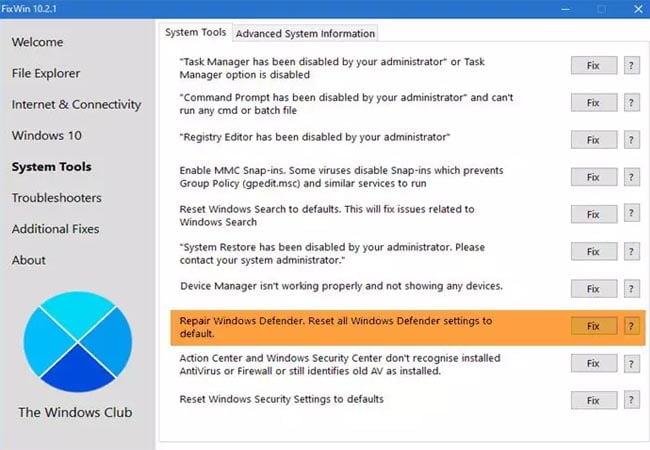 Windows Defender Error 0x800b0100 2