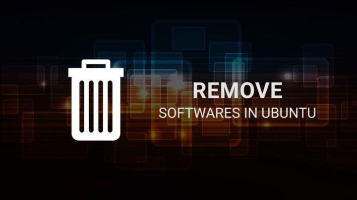 Cách gỡ cài đặt phần mềm trong Ubuntu