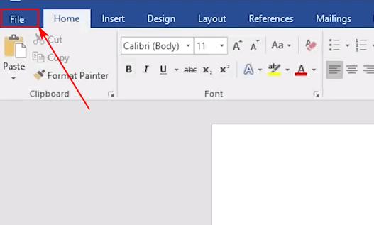 Làm cách nào để bật Dark Mode trong Microsoft Office? 1