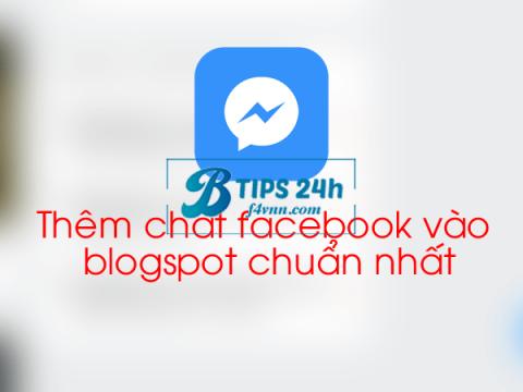 chat facebook cho blogspot thumbnail