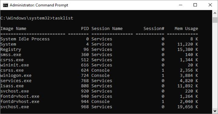 Sửa lỗi không chạy CMD Command Prompt với tư cách quản trị viên trong Windows 10