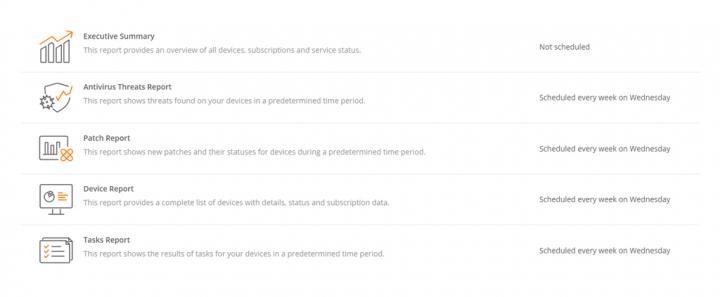 Đăng nhập vào Avast Business Cloud Management Console.