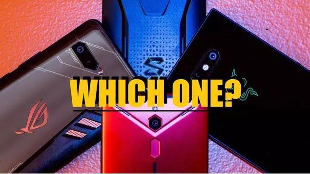 Top 3 Smartphone đỉnh nhất mọi game thủ đều muốn