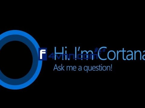 Cortana thumbnail