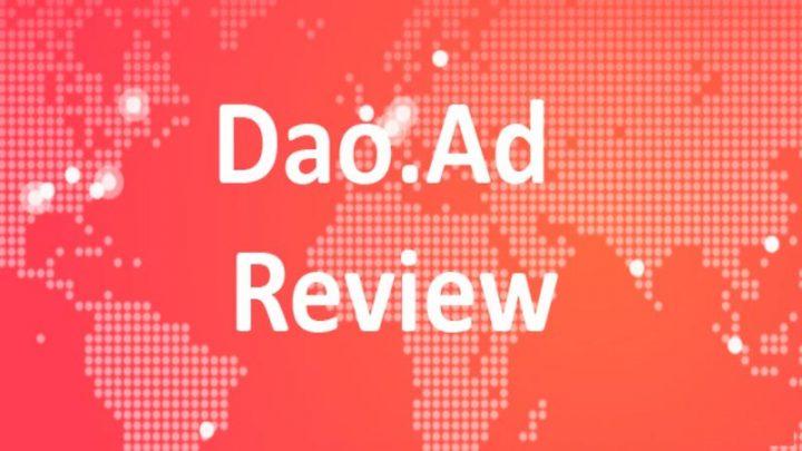 Đánh giá chi tiết mạng quảng cáo Dao.Ad 2020
