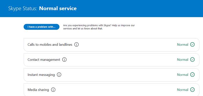 Skype không thể gửi hoặc nhận hình ảnh hoặc tập tin