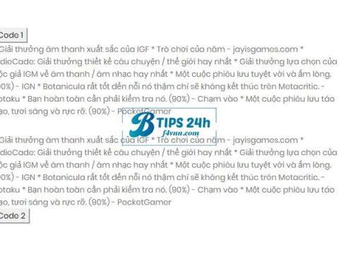code an hien noi dung cho blogspot thumbnail