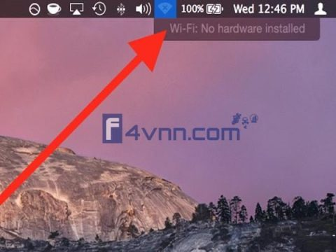 fix wi fi no hardware installed mac