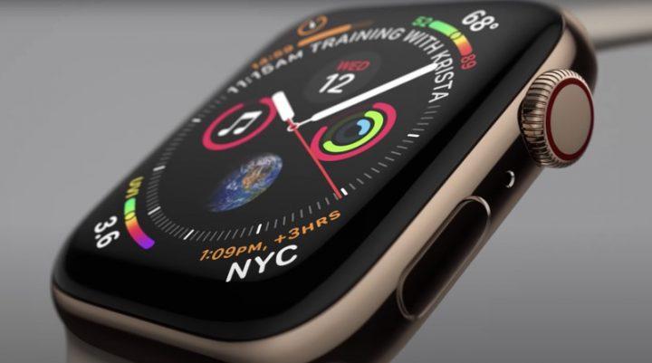 Hướng dẫn cách chụp màn hình Apple Watch