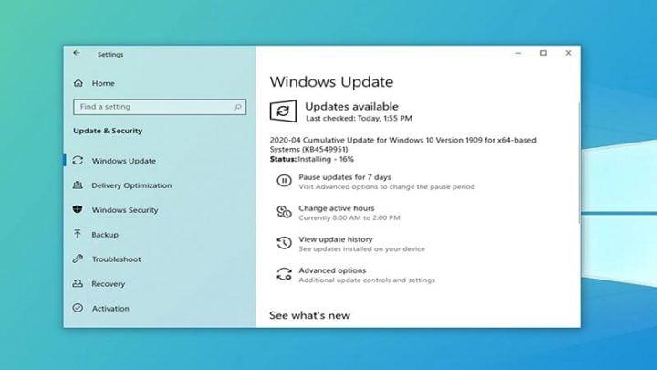 Cách xóa các bản cập nhật cũ cho Windows 10