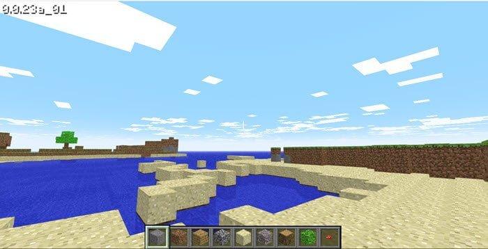 Minecraft Classic 2