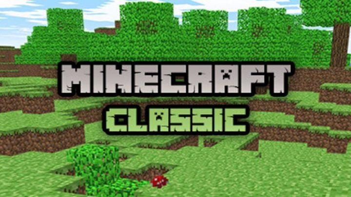 Cách chơi Minecraft Classic trong trình duyệt web