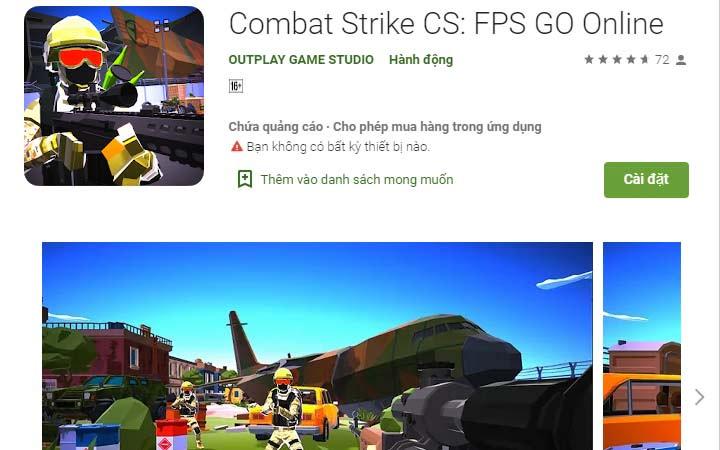 combat strike cs online mobile 1