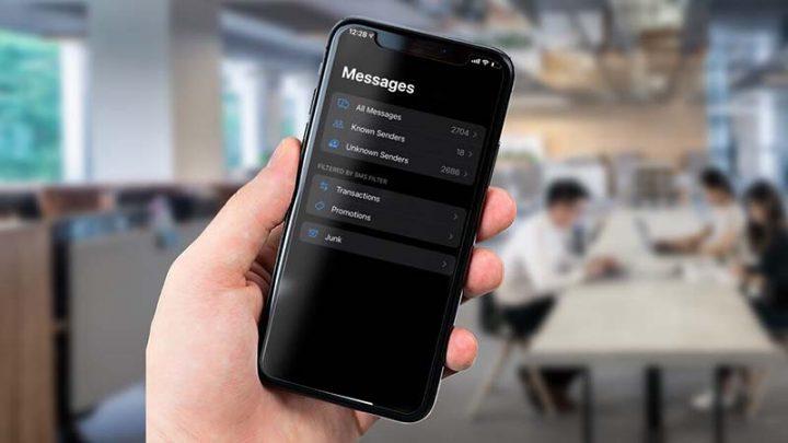 Hướng dẫn sử dụng tính năng lọc tin nhắn đến trên IOS 14