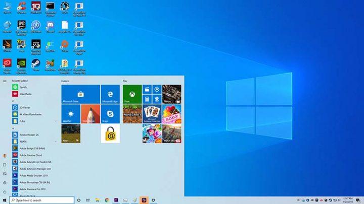 Khắc phục lỗi 0xc0020036 khi update Windows 10