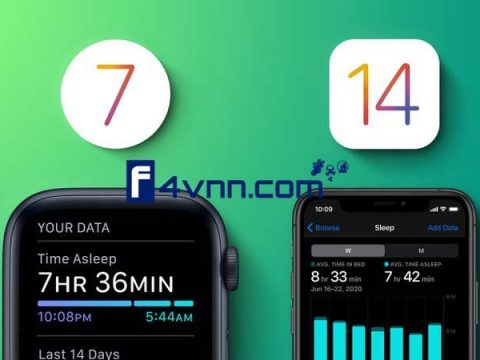 iOS 14 watchOS 7 Sleep Tracking Feature thumbnail
