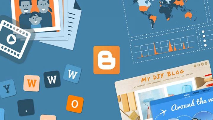 Top 5 Template Blogspot miễn phí cho làm trang download