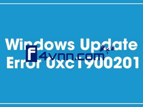 Windows Update Error 0xc1900201 thumbnail