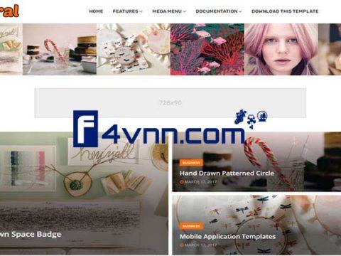 OmViral Blogger Template thumbnail