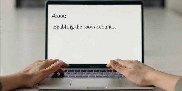 Hướng dẫn cách bật Root User trên MacOs